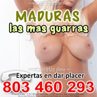 LAS MADURAS MÁS EXPERIMENTADAS