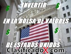 Curso como operar en la Bolsa de Valores de EEUU desde La Paz