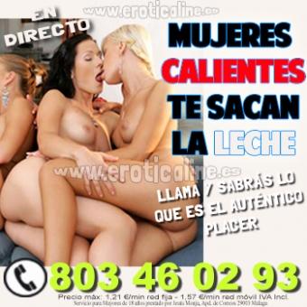 LÍNEA DE SEXO EN DIRECTO 24 horas