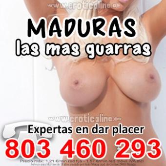 MADURAS MUY GUARRAS EN DIRECTO
