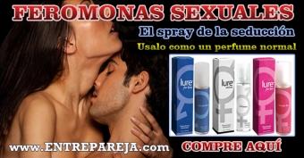 Perfume Seduce Atrae a el o ella al instante sexshop lima Tlf: 4724566 - 994570256