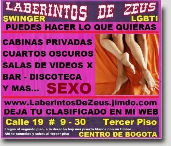 LABERINTOS DE ZEUS. Gay, Swinger, Hetero, Transvestidos, Ambiente TODO GENERO. Puedes ir solo o acompañado con hombres o mujeres. BAR DISCOTECA, COVER