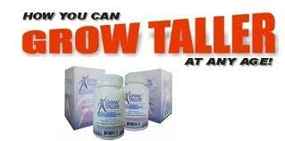 GROW TALLER hormona del crecimiento de estatura hombres y mujeres complementar con ejercicios