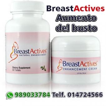 Busto mas grande y duro - breast Actives Arequipa y Lima - entrepaareja.com