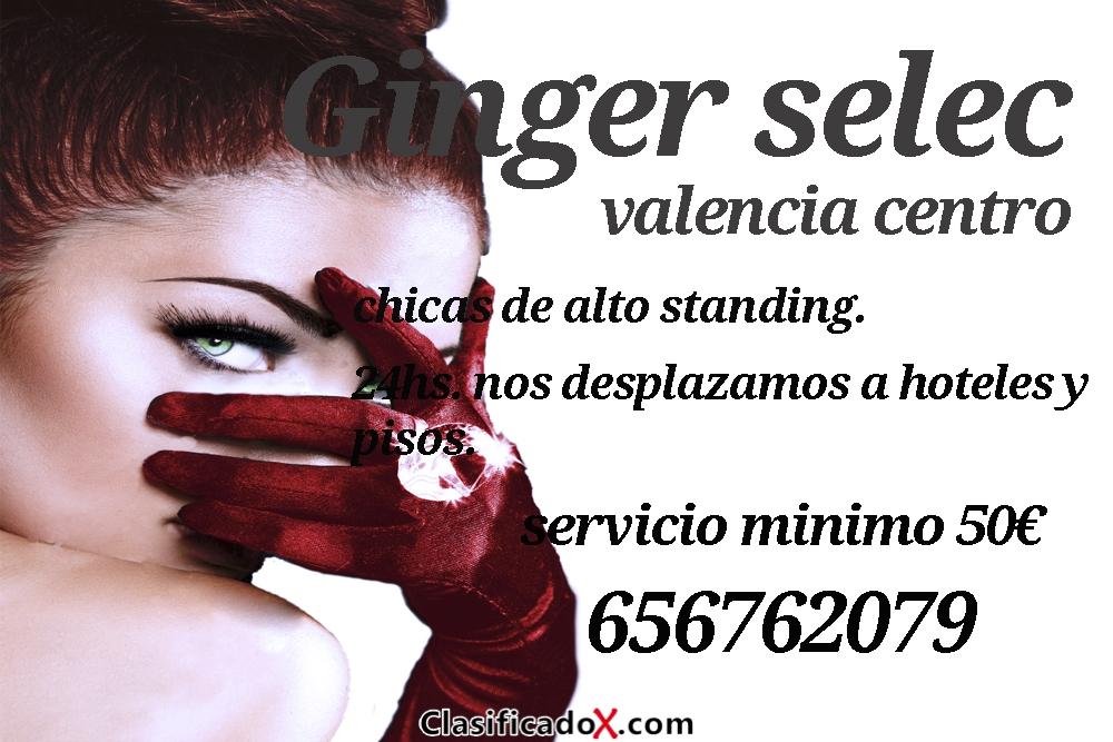 Ginger selec