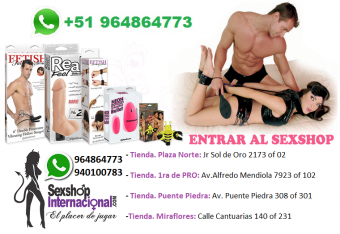 Sex shop Lima dildos bo,bas retardantes tlf 5335930 - 964864773