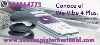 Sexshop vibradores we-vibe venta en sexshopinternacional.com tlf 01-5335930