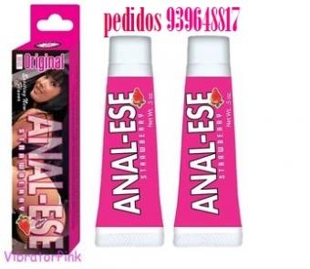 Original Anal-Ese crema desencivilizante  anal pidalo 01-3338799 sex shop