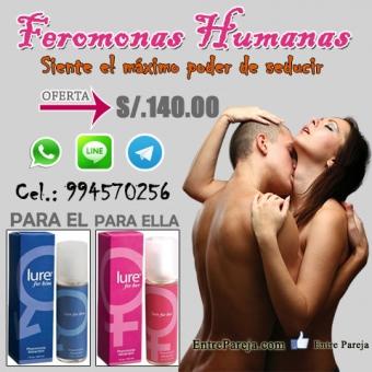 PERFUME AFRODISÍACO FEMENINO DE LA ROSA TLF: 01 4724566 - 994570256
