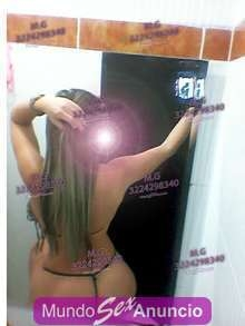 ➡❤➡EXOTICA PRINCESA UNICA REAL