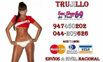 trujillo - sex shop - juguetes de paeja