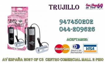 jueguetes sexuales Av. España 2155 Tienda 208 2do piso (Centro Comercial el Protector).                 Telf. 044-230670 #995503130