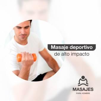 Masaje deportivo Guadalajara