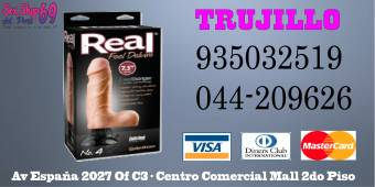 REAL FEEL 6 ¿DELIVERY GRATIS