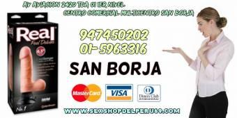 SAN BORJA --- PERU - JUGUETES SEXUALES