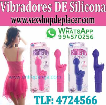 THE ORIGINAL CONEJITO VIBRADOR KISS ROSA TLF: 4724566 - 994570256
