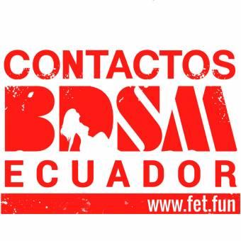 Comunidad BDSM en Ecuador (Guayas)