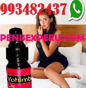 Yohimbina Gold Spanish Fly Afrodisiacos Estimulantes Femeninos Telf 993482440