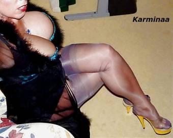 Control orgiástico....llama y prueba...Karminaa