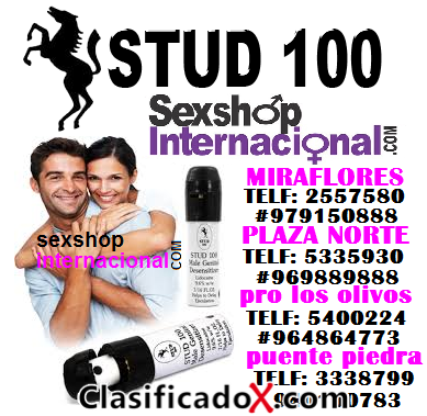 s tud 100 en spray  PROLON GADOR telf 2557580 / 979150888