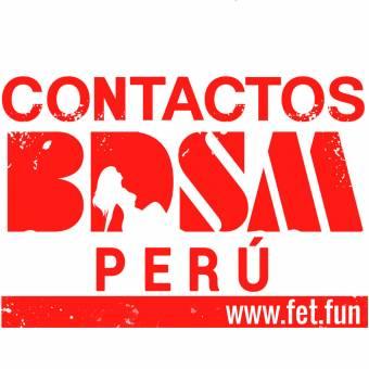 Comunidad BDSM en Perú. (Lima)