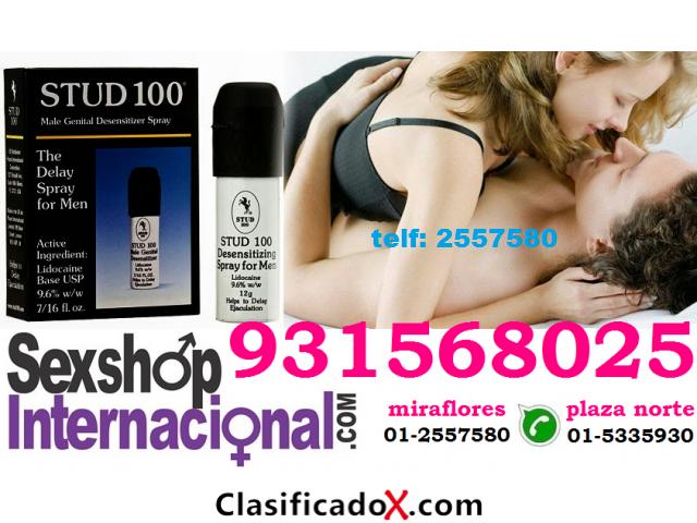 producto masculino telf 01- 5400224 - 931568025