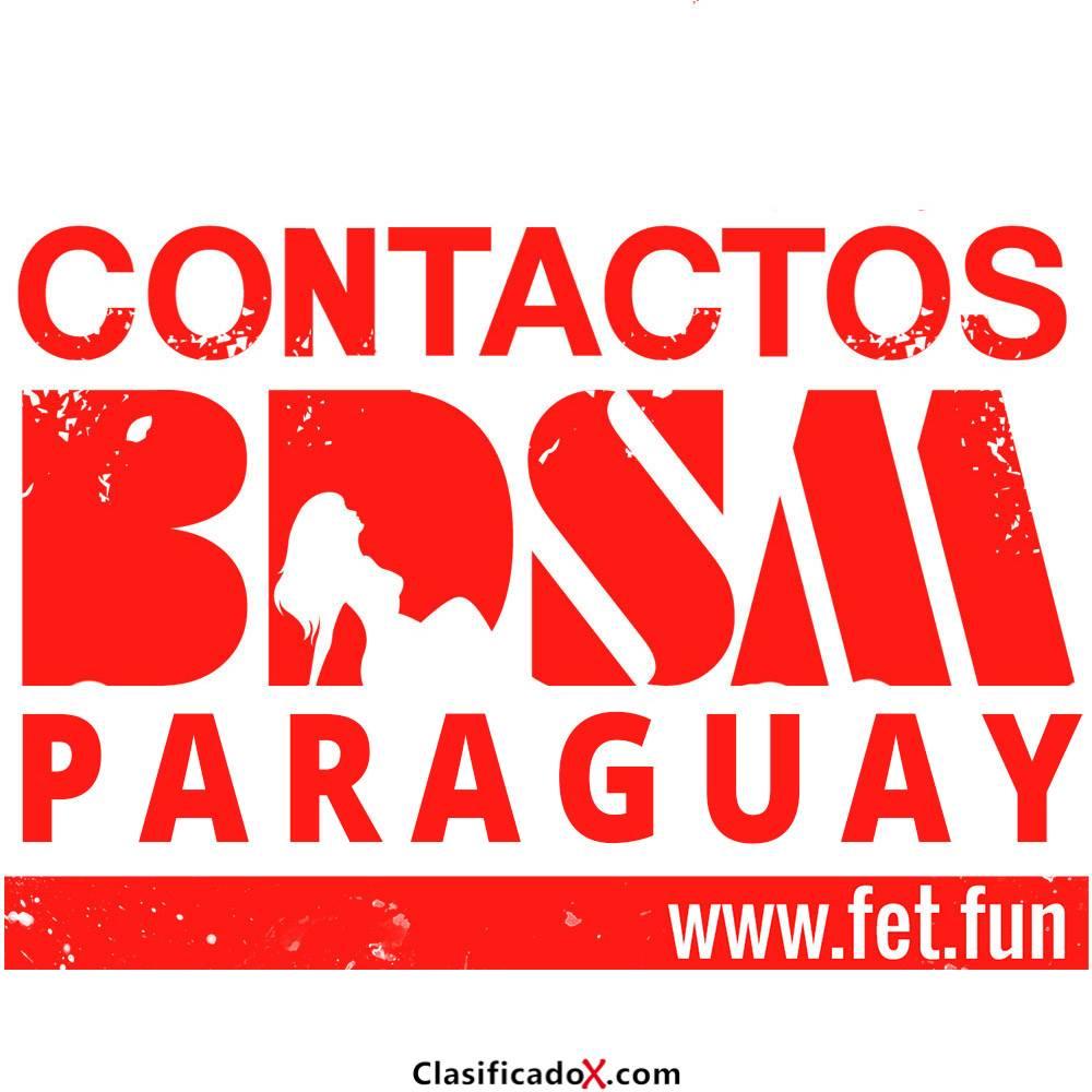 Comunidad BDSM Paraguay - Spanking, Bondage, Fetiche