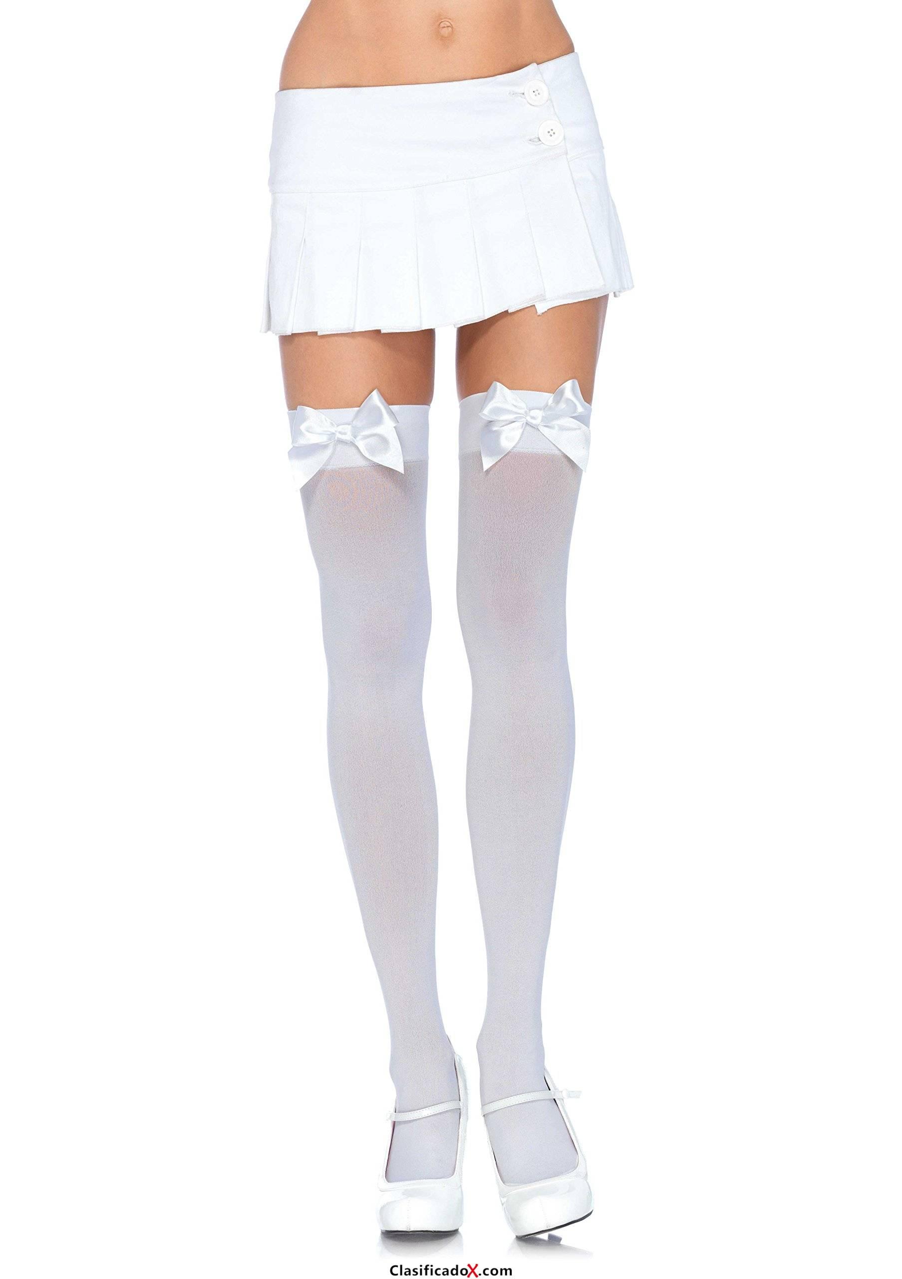 Leg Avenue - Calcetines para disfraz de mujer, Talla: Única (625522002). Envíos a Almería