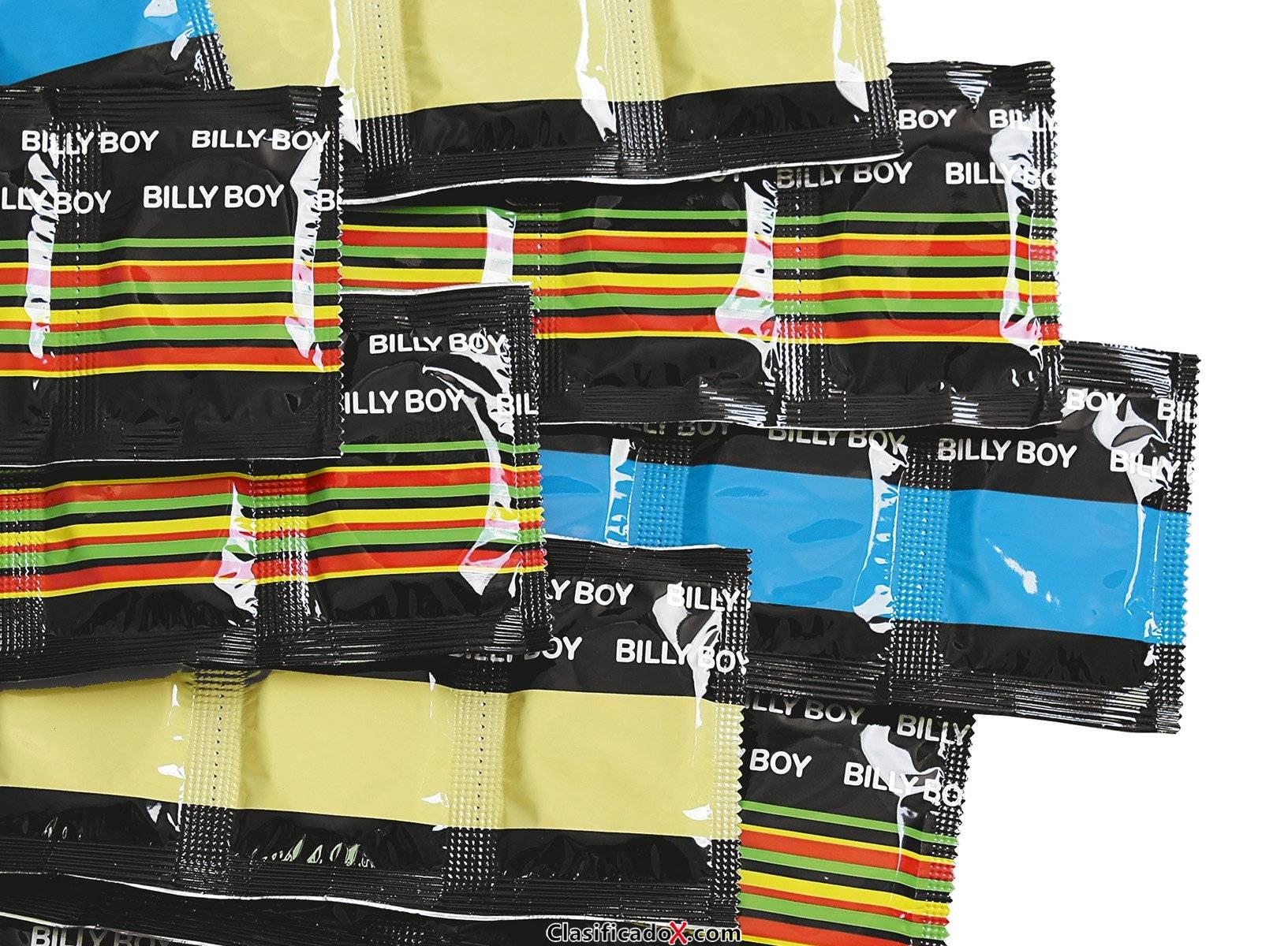 Billy Boy Condones Divertidos selección PACK. Envíos a Jaén