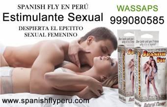 Frigidez? Falta de apetito sexual – SPANISH FLY es la solución.