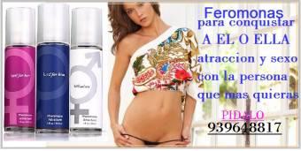 el perfume de la seduccion seguira k atrae al sexo opuesto.. tlf 01 3338799 cl 964864773