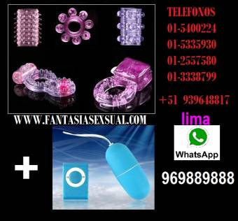 ANILLOS ESTIMULANTES LLAMA YA TLF 01 5335930  CL 964864773
