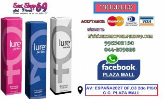LURE FOR HIM -PHEROMONE - ATTRACTANT