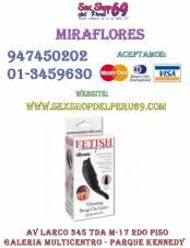 MIRAFLORES) – Av. LARCO 345 Tienda M – 17  - JUGUETES SEXUALES