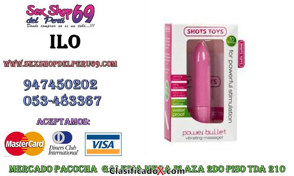 POWER BULLET  Telefono: 053-483367