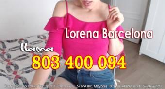 Te apetece contarle a Lorena_Cum tus fantasías?