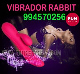 Vibrador Conejito Classix  Tlf: 4724566 - 994570256