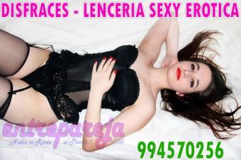 LENCERIA SEXY EROTICA  PARA QUE TU RELACION TENGA EL TOQUE MAS SENSUAL Y PLACENTERO 994570256