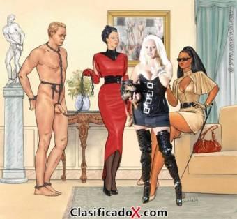 Busco Dominas Para Estudio BDSM