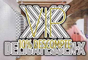 Nuevo Sexshop en Barcelona. Sexshop Delicatessen X