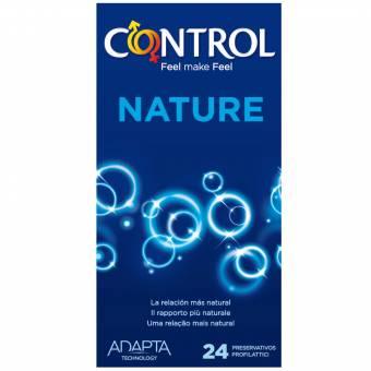 Control Nature Preservativos - Pack de 24 preservativos. Envíos a Huesca