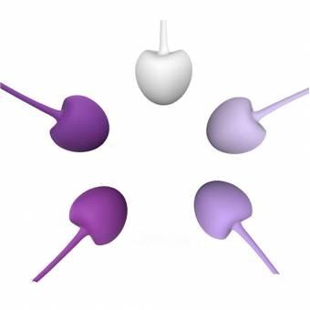 Bolas Chinas / Bolas de Kegel de Silicona Hotfirer Reafirmantes de músculo pélvico Tonificar los Músculos de Vaginal y Mejorar el Control de la Vejiga y Problemas de la Incontinencia - Un muy buen
