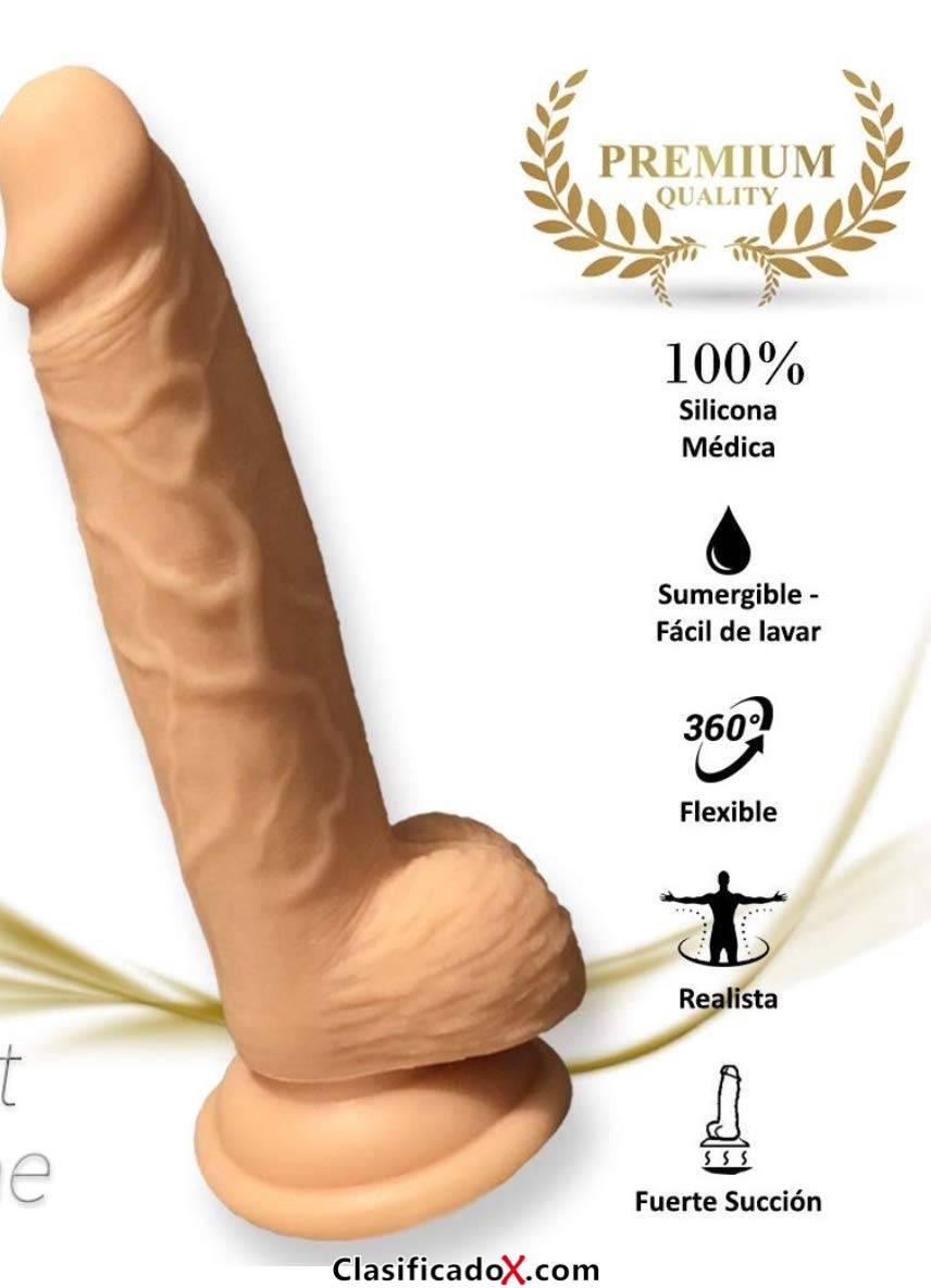 Secret Sublime Masajeador Color Carne, 22cm de Largo. Envíos a Granada