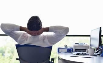Masaje para contrarrestar la ansiedad y el estres laboral