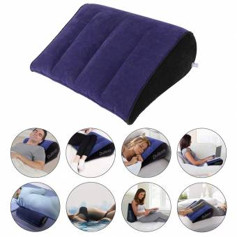 Dulexo Sex Pillow Sexual Almohada Ramps Almohada - Combinación Sex Sofa Esposas Bondage Gafas Flail Mastiff Electric Air Pump Diversión para adultos 9 Conjuntos Nueva Moda. Envíos a Cádiz