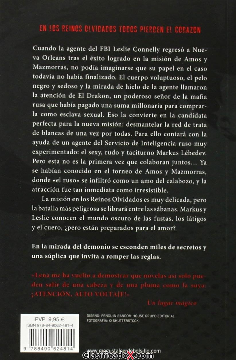 La misión (Amos y mazmorras 3) (BEST SELLER). Envíos a València