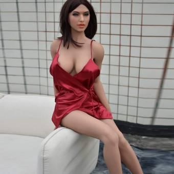 HRhetrin 165cm TPE Doll Muñeca Sexual Silicona Para Hombre Adultos,100% Sólido y Esqueleto de Metal. Envíos a Almería