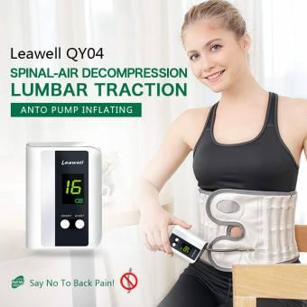 Leawell Back Brace | QY04 Salud Descompresión Cinturón trasero para espalda baja Postura correcta y escoliosis Etc Pain Relief (L(Cintura 110~120cm)). Envíos a Guadalajara