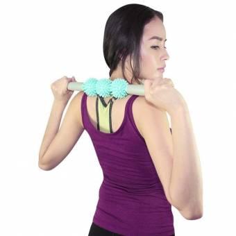 GWM Spiked Massage Stick Muscle Massage Stick Roller Anti-Herramienta Masajeador Deep Pressure Cellulite. Envíos a Almería