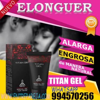 DESTACA DE LOS DEMAS - SEXSHOP OFERTAS - TITAN GEL LINCE - AV.ARENALES TLF. 01 6221274 - 994570256
